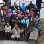 Víkendové setkání biřmovanců v Zátoru 2015