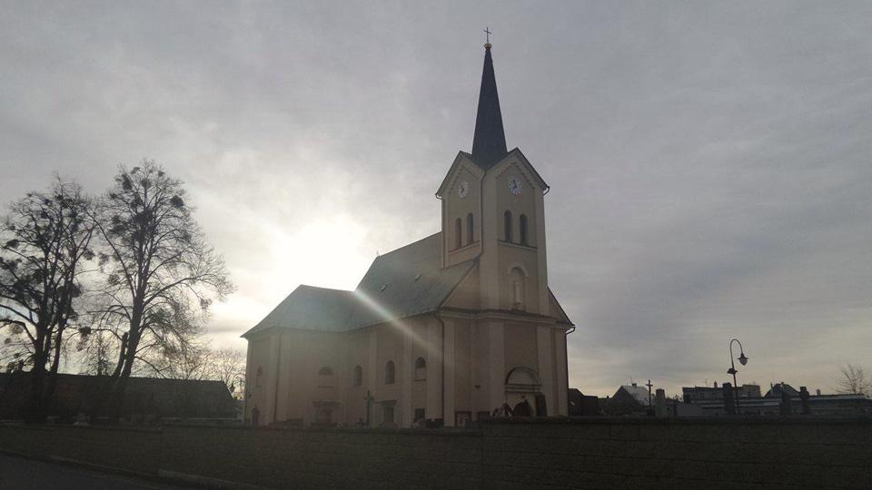 kostel Třebovice - ilustrační foto