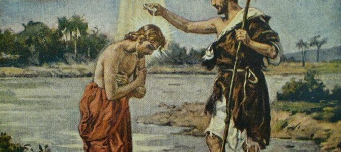 Svátek Křtu Páně