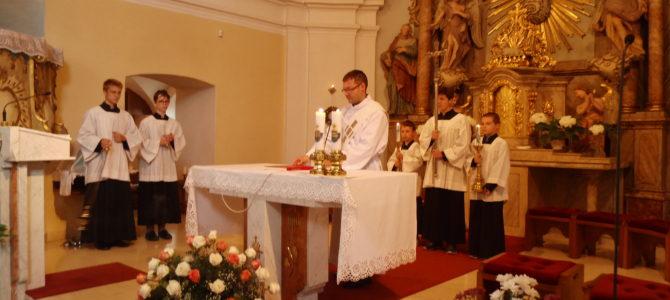 Ohlášky Slavnosti Narození sv. Jana Křtitele